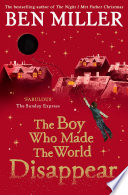 The Boy Who Made the World Disappear Book PDF