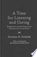 A Time for Listening and Caring