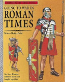 Going To War In Roman Times book
