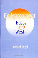 Enlightenment East and West
