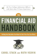 The Financial Aid Handbook
