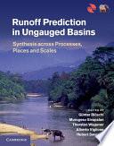 Runoff Prediction in Ungauged Basins