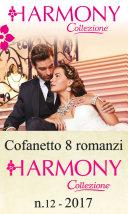 Cofanetto 8 romanzi Harmony Collezione   12