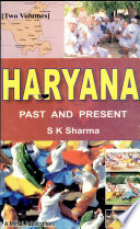 Haryana  Past and Present