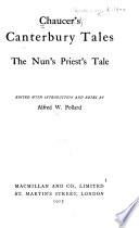 The Nun s Priest s Tale