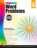 Word Problems, Grade 8