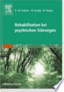 Rehabilitation bei psychischen Störungen