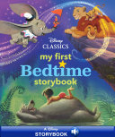 My First Disney Classics Bedtime Storybook Book