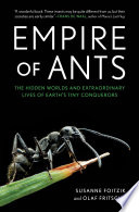 Book Empire of Ants