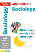 Collins Gcse Revision and Practice  New Curriculum   Aqa Gcse Sociology All In One Revision and Practice
