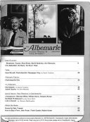 The Albemarle Monthly