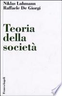 Teoria della societ