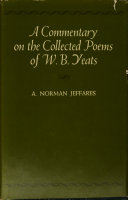 download ebook a commentary on the collected poems of w.b. yeats pdf epub