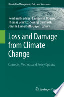 Loss And Damage From Climate Change : damage discourse by highlighting state-of-the-art research and...