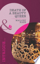 Death of a Beauty Queen  Mills   Boon Intrigue   The Delancey Dynasty  Book 4