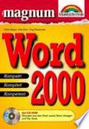 Word 2000 - Magnum