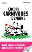 illustration du livre Encore carnivores demain ?
