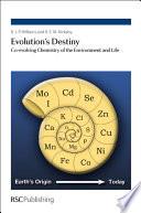 Evolution S Destiny book