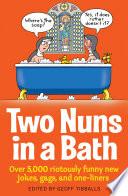 Two Nuns In A Bath