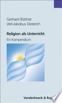 Religion als Unterricht