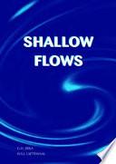 Ebook Shallow Flows Epub Gerhard H. Jirka,Wim S.J. Uijttewaal Apps Read Mobile