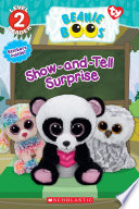 Show and Tell Surprise  Beanie Boos  Level 2 Reader