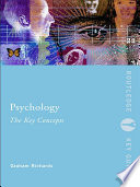 Psychology The Key Concepts