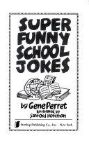 Super Funny School Jokes
