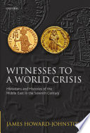 Witnesses To A World Crisis : new religion, is identified as a key moment...