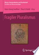 Fragiler Pluralismus