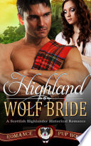 Highland Wolf Bride Highland Love Book 1 Free Ebook