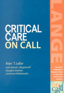Critical Care On Call book