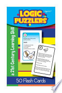 Logic Puzzlers Flash Cards for Ages 6 7