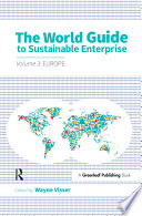 The World Guide to Sustainable Enterprise   Volume 3  Europe