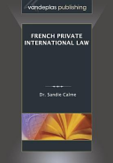 French Private International Law