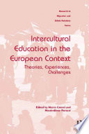 Intercultural Education in the European Context