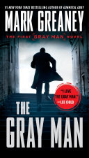 The Gray Man-book cover