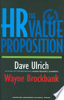 The HR Value Proposition