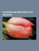 Australian Motorcycle Racers Book PDF