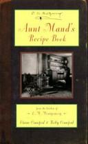 Aunt Maud S Recipe Book