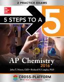 5 Steps to a 5 AP Chemistry 2016  Cross Platform Edition