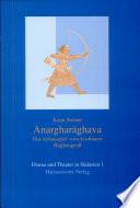 Anargharāghava