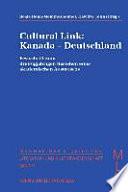Cultural Link Kanada, Deutschland
