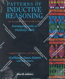 Patterns of Inductive Reasoning