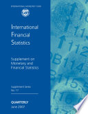 IFS Supplement on Monetary and Financial Statistics - June 2007 (EPub)