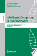 Intelligent Computing in Bioinformatics