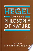 Hegel And The Philosophy Of Nature book