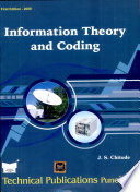 Information Theory   Coding