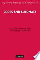 Codes and Automata