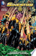 Sinestro Vol  3  Rising